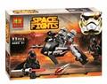 Juguetes para niños de CHINA MARCA 10366 autoblocante ladrillos Compatibles con Lego 75079 Star Wars Troopers Geonosis