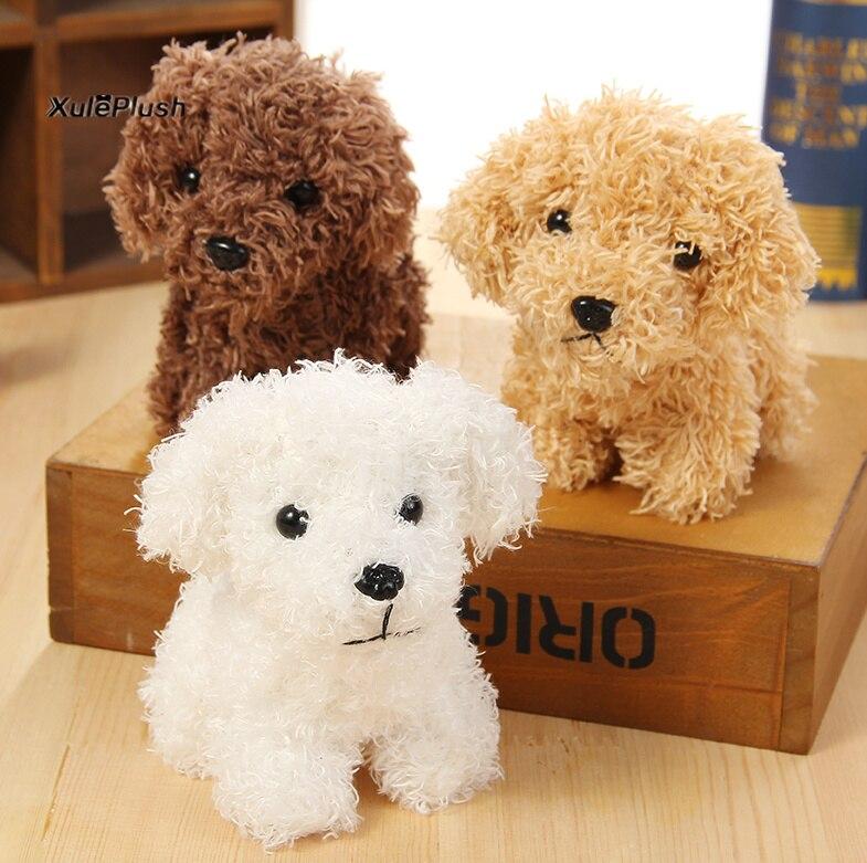 Image 4 - 3 cores cachorros macios pelúcia boneca de brinquedo recheado,  10cm aprox. Chaveiro doggies brinquedos de pelúcialittle plush  toysplush toysstuffed toys