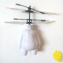 Brinquedos RC hélicoptère blanc