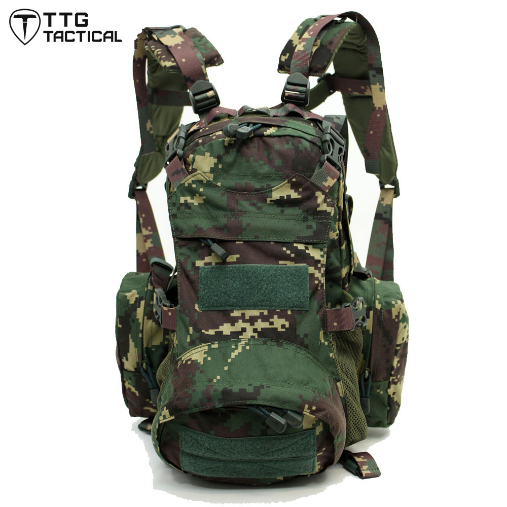 Nylon Helmet Heavy Duty Military Backpack Quality Waterproof Army Backpack Multiuse Combat Assault Backpacks цена 2017