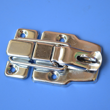 free shipping metal hasp bag hardware part air box buckle wooden box lock instrument fastener Aluminum tool cases fitting free shipping 180mm metal corner iron furniture fitting thicken connector hardware diy part reinforcement bracket household