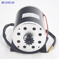 36V/48V 1000W Electric motor High Speed Brush Motor for Electric Bicycle E bike 1000W