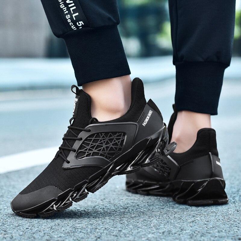 Chaussures de loisir à la mode pour homme baskets ville chaussures de sport de plein air dur Court marche chaussures Flywire chaussures respirantes homme adolescent