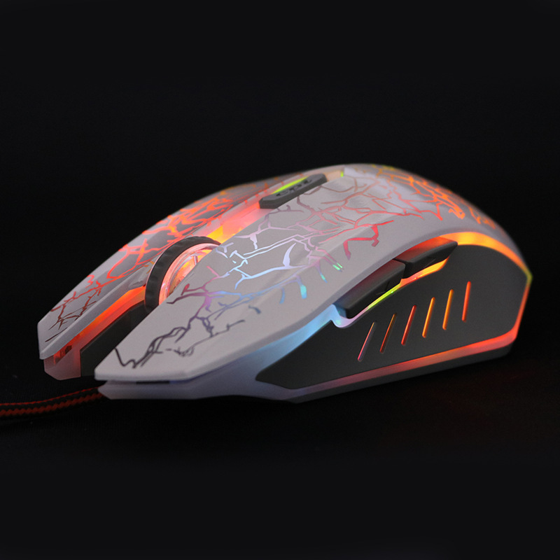 Zuoya Usb Optical Wired Gaming Mouse Mice For Computer Pc