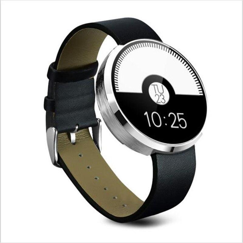 Par. ideal Bluetooth smart-watch DM360 montres intelligentes IPS écran tactile boîtier en alliage plusieurs cadrans pour téléphones IOS Android 2018