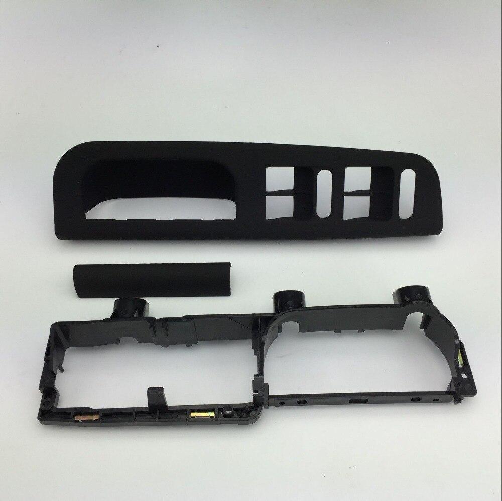 3 unids Color negro para VW Passat B5 la manija de la puerta Interior de elevador interruptor soporte tapas de Base 3U1 867 179 3B1 867, 171 E 3B0 867, 175