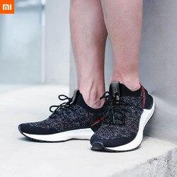 Oryginalny Xiaomi Mijia FREETIE chmura powłoki amortyzacja buty sportowe 2 fishbone blokowanie wsparcie ETPU inteligentne buty sportowe Dropship w Inteligentny pilot zdalnego sterowania od Elektronika użytkowa na