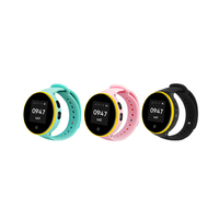 S668A Positioning Kids Monitoring Watches Phone Watch Support Nano SIM Card GPS WiFi SOS For Android