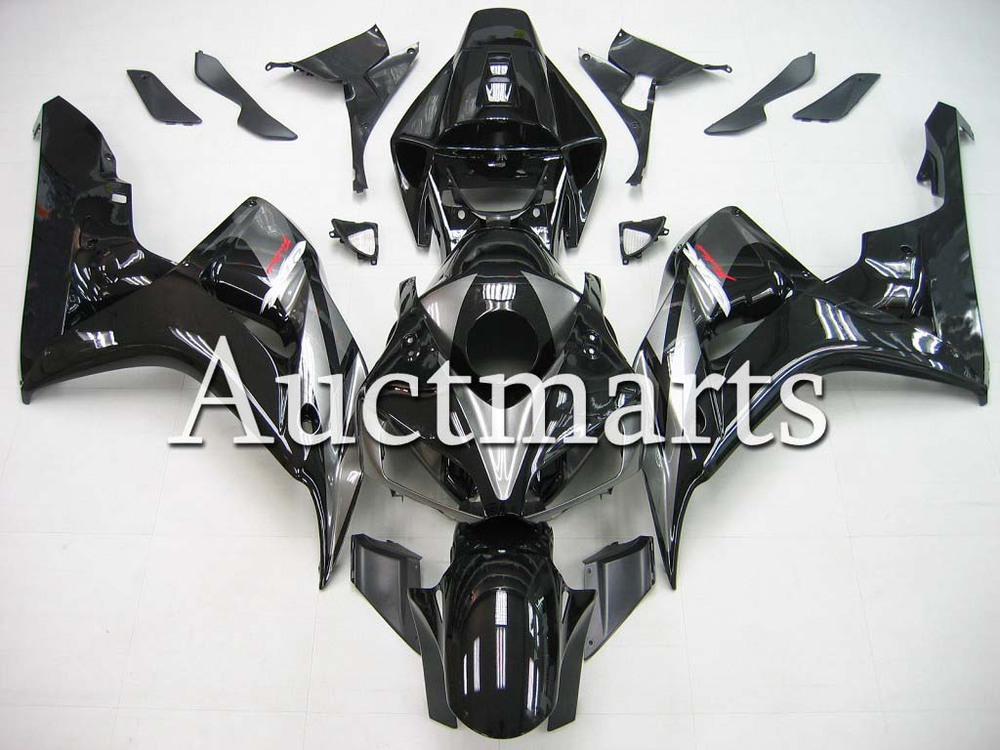 Fit for Honda CBR1000RR 2006 2007 CBR1000 RR ABS Plastic motorcycle Fairing Kit Bodywork CBR 1000RR 06 07 CBR 1000 RR EMS27 injection mold fairing for honda cbr1000rr cbr 1000 rr 2006 2007 cbr 1000rr 06 07 motorcycle fairings kit bodywork black paint
