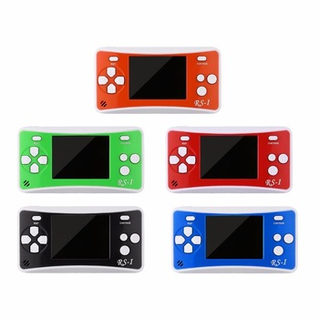 Arcade Classics Handheld Games Consoles Portable 2.5 LCD 8-Bit 152 in 1 Retro Mini Electronics Novelty Games for Children Gifts