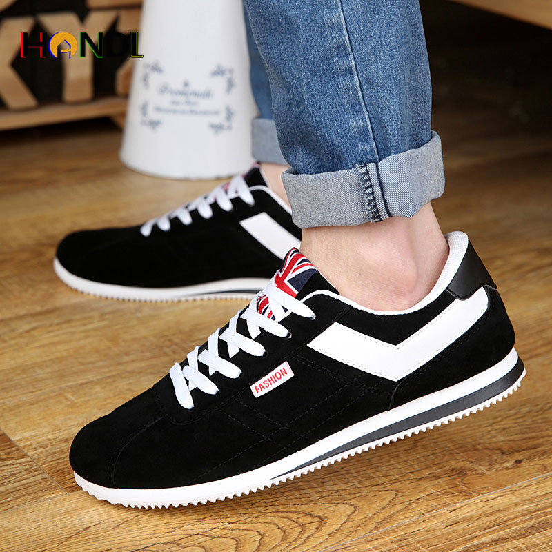Buy 2016 New Korean Style Men Shoes Fashion Men Casual Shoes Male Zapatillas