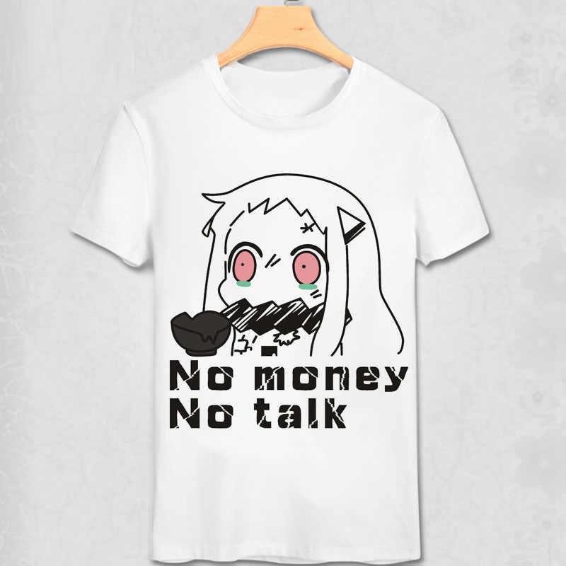 Kolekcja Kantai koszulka Anime T koszula kobiety z krótkim rękawem topy moda męska miękkie koszulki on jest gejem ładny zabawny projekt hipster Tee