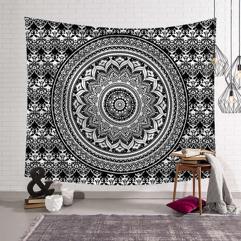 Detail Feedback Questions About Chakra Bohemian Tapestry Wall