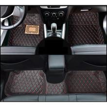 lsrtw2017 leather car interior floor mat for suzuki vitara Escudo Grand 2005-2020 2019 2018 2017 2016 2015 2014 2007 2008 2009 цена в Москве и Питере