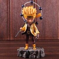 Naruto Shippuden Action Figures Uzumaki Naruto Toys PVC Collectible Model Toy