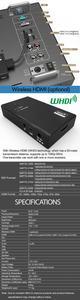 "Image 5 - Lilliput BM230 4KS ใหม่ 23.8 ""HDR 3D LUT สีพื้นที่พกพา 4K Director Monitor 3840x2160 SDI HDMI Tally VGA"