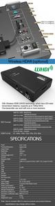 "Image 5 - Lilliput BM230 4KS Monitor de Director 4K de 23,8 "", HDR, 3D LUT, Color, 3840 2160 x, SDI, HDMI, Tally, VGA"