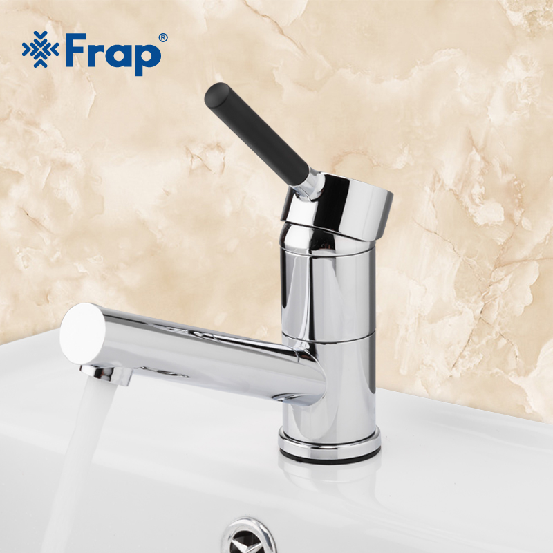 Wholesale Wall Mounted Bathroom antique bronze faucet Dual Handle basin faucet with porcelain RB1047