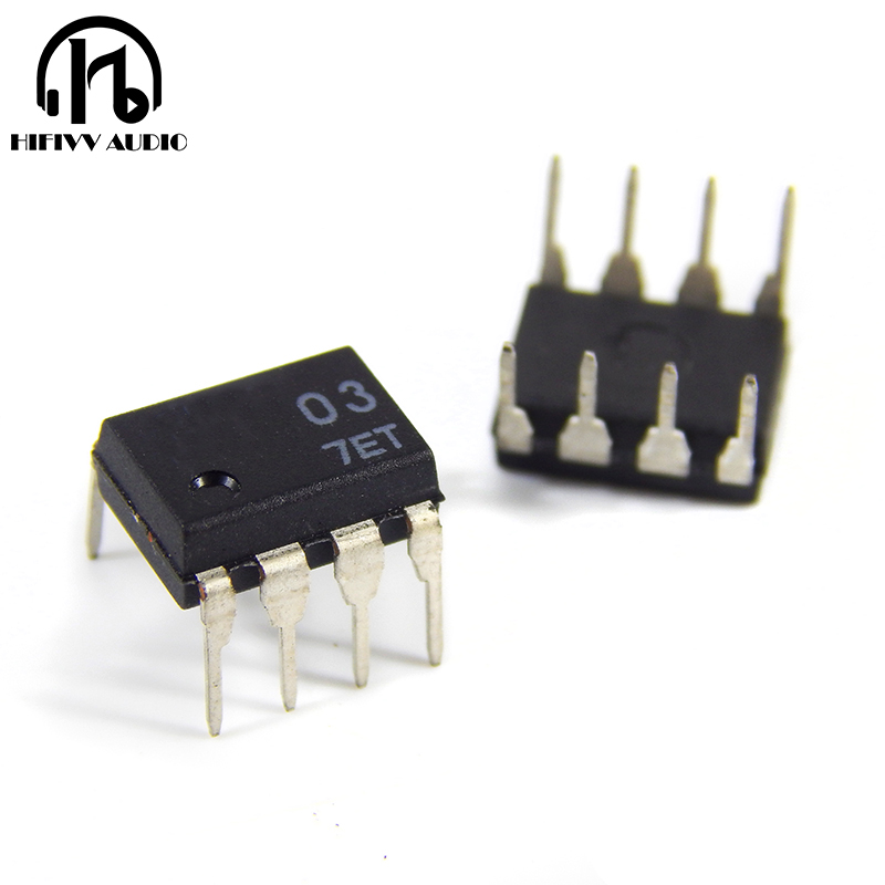 Amiable 03 Op Amp Single Operational Amplifier Analog Replace Opa627 Ad797anz Devices Company Fever 100% New Original