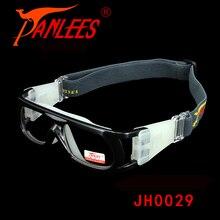 foreign person glasses  free shipping baskeball football goggles PC optical lens Eyewear anti-impact