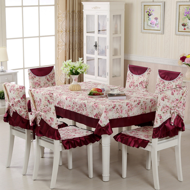Large Size Table Cloth New Tablecloth Cotton Linen Home Wedding ...