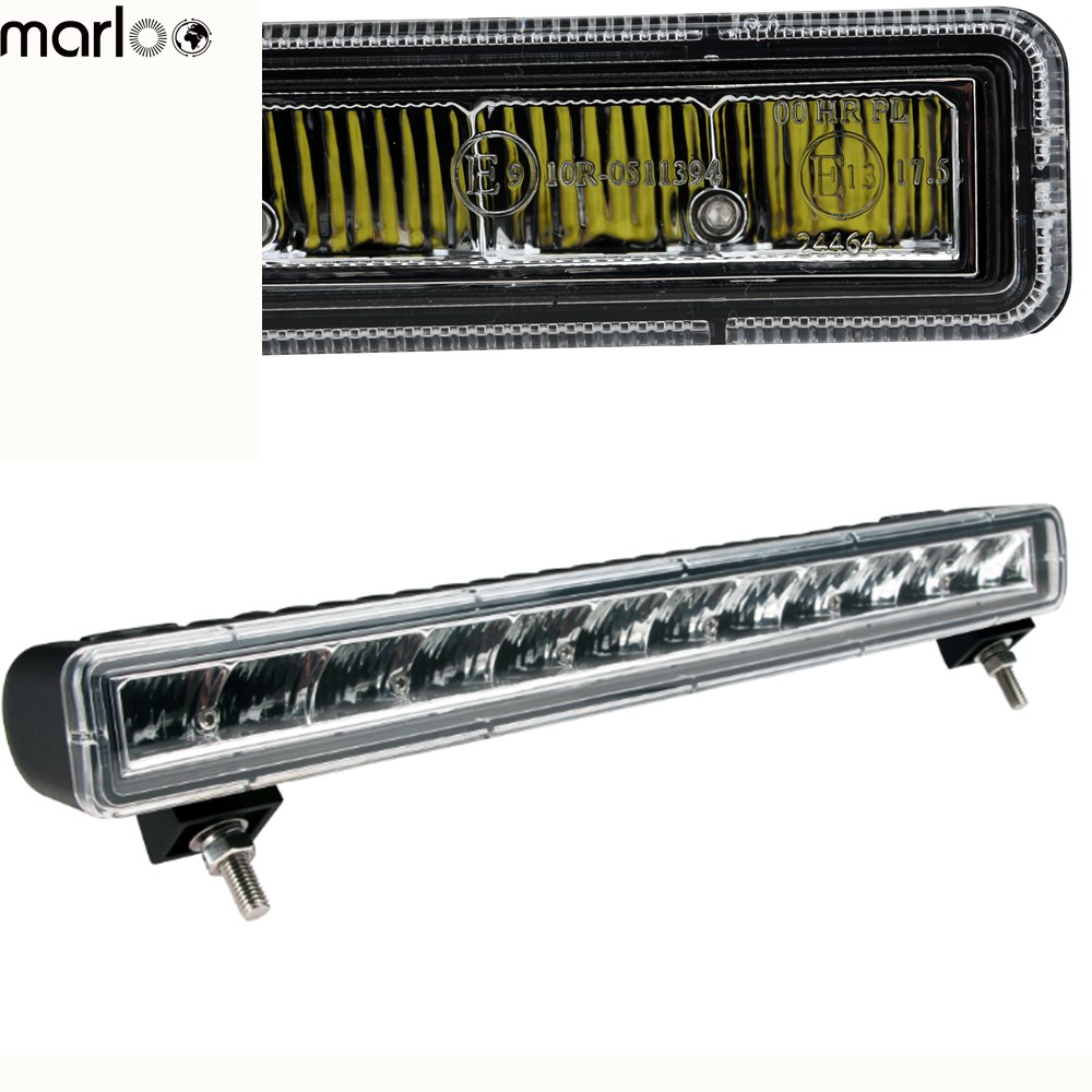 E9 ECE EMC Approved NEW 8D 14Inch 60W Single Row LED Light Bar For Offroad Trucks Boat SUV ATV 4WD 12V 24V Car Accessories new 13 inch 6d lens 60w led single row light bar for truck suv offroad car 12v 24v
