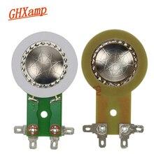 25.5 ミリメートルチタンダイヤフラムホーン樹脂フィルム高音ボイスコイル 25.4 ミリメートルツイータースピーカー修理