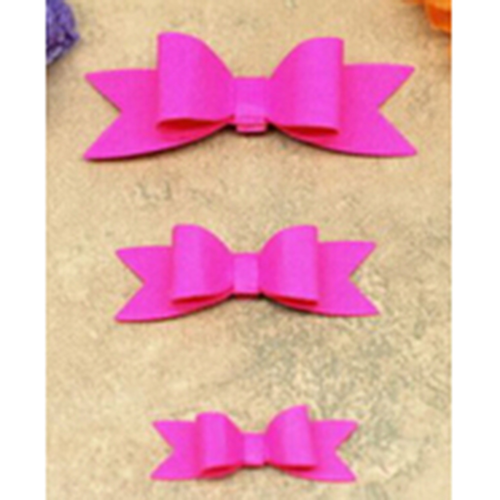 6Pcs lot Bowknot Bows Metal Cutting Dies Stencils Ribbon DIY Scrapbooking Die Cuts Greeting Card Decor Embossing Folder Cut in Cutting Dies from Home Garden