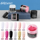 NAILWIND Nail Dip Powder Glitter Holographic French Pigment Chrome Dipping Powder Nails Glitter For Nail Polish Art Decorations