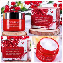 Moisturizing and Whitening Cream with Pomegranate and Snail Essence