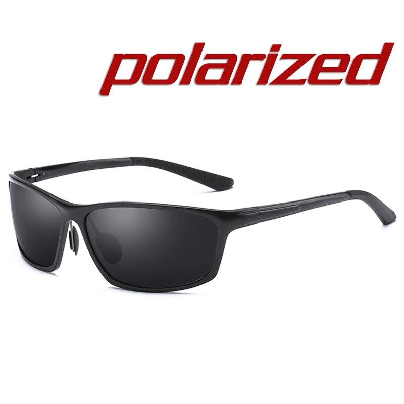 Polarized Glasses Sports Sunglasses UV 400 Lens for Fishing Golfing Driving Running Eyewear Anti-glare goggles gafas de sol