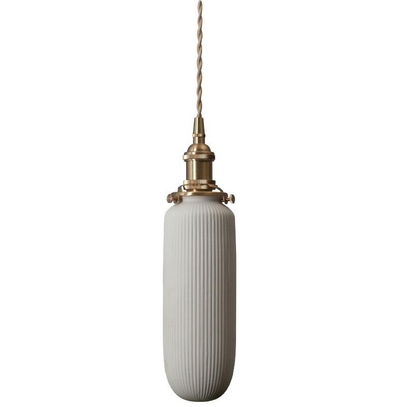 Loft Vintage LED Pendant Light Copper Handmade Ceramic Hanging Lamp Fixtures Deco Indoor Lighting Antique Droplight Luminaire square corners hanging antique copper 2 candelabra sockets clear glass