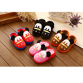 Winter Children Shoes Boys Girls Slippers Cute pantoufle enfant Kids Cartoon Home Shoes Comfortable Warm Winter kids slippers