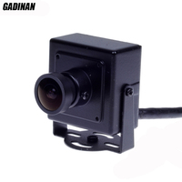 2 1mm 150 Degrees Lens Wide Angle 720P CMOS 1 0MP CCTV Mini IP Camera P2P