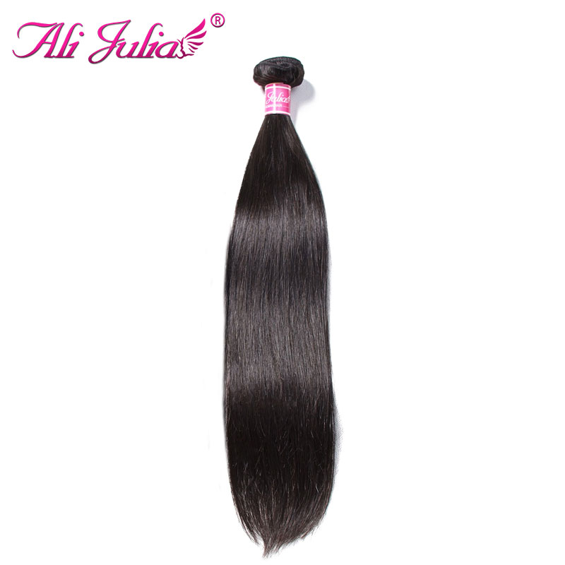 Hair Brazilian Straight Human Weave Hair Extension Natural Colour