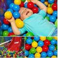 Baby Playpen Baby Pool Balls 50pcs Baby Crawling Ball  Infant Toys 6 Months Playpen For Plastic Balls Playpen With Balls