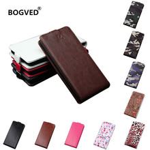 Phone case For Fly IQ4407 ERA Nano 7 leather case flip cover cases for Fly IQ 4407 / ERA Nano7 Phone bags capas back protection