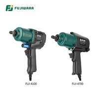 FUJWARA Pneumatic Wrench Industrial Grade 900N.M 1/2 inch Air Impact Wrench Auto Repair Silencer High Torque Tire Removal