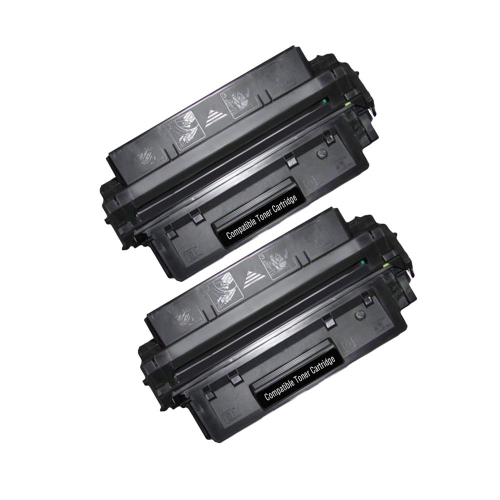 Compatible For 96a C4096a 4096a C4096 4096 96(2pack Black) Toner Cartridge