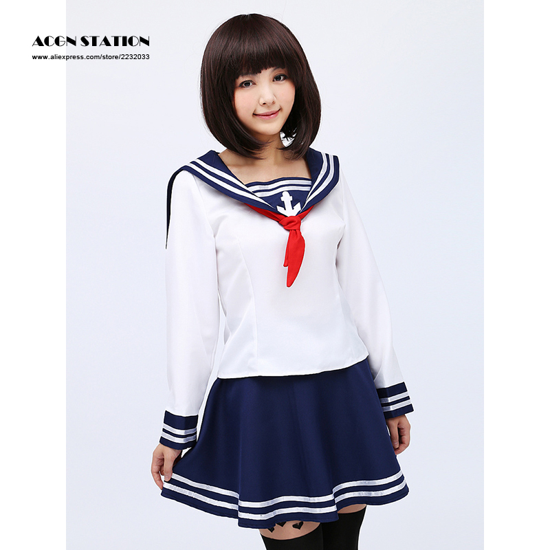 2018 Customize for adults and kids Free Shipping costume New Fashion Top Kantai Collection Shimakaze Cosplay For Adult Costume