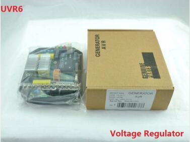 UVR6 AVR, Italy generator,Automatic Voltage Regulator,voltage regulator board+fast shipping ways DHL FEDEX UPS express sx460 avr generator voltage regulator board black