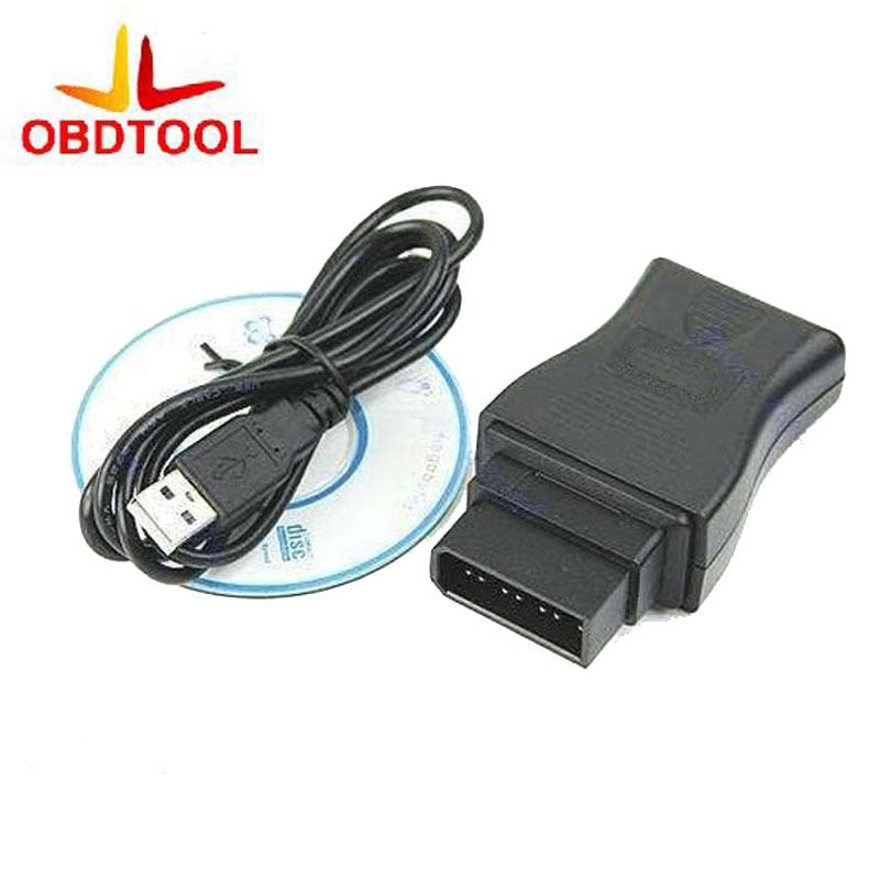 Prix pour Haute Qualité pour Nisan C0nsult POUR USB Interface De Diagnostic OBD2 NS CON--SULT USB 14 Broches Interface Auto Scanner 1 pc