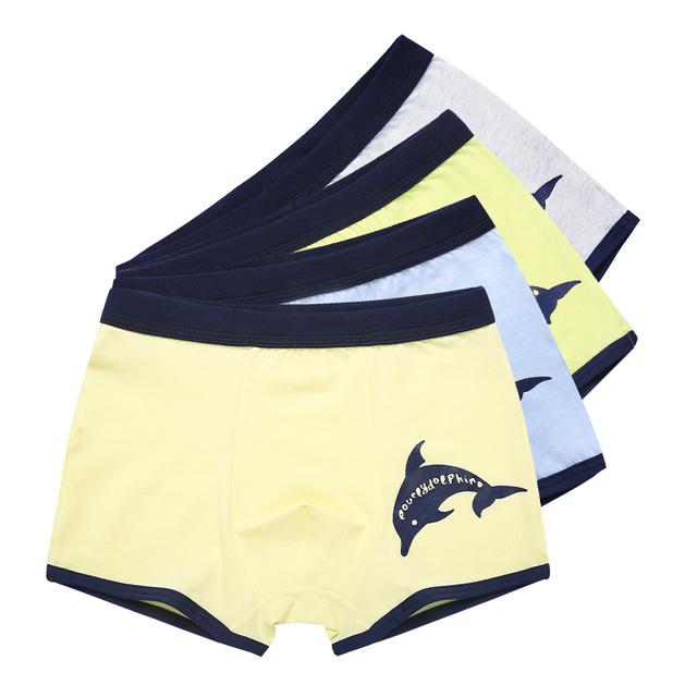 Colorful Cotton Shorts