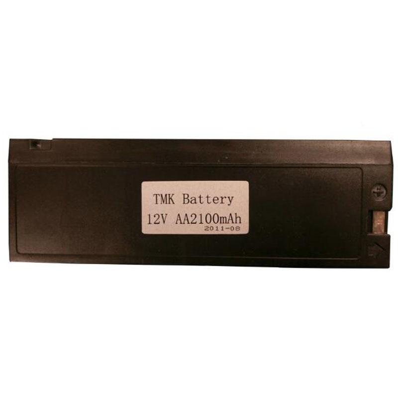 Batterie 12 V 2100 mah pour batterie médicale de moniteur choicemmed MMED6000DP