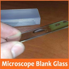 5pc Reusable Laboratory Educational Single Concave Microscope Blank Glass Slides new 50 pcs pre cleaned microscope blank glass slides 1x3 inch