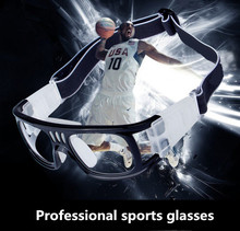 Sports eye safety protection glasses basketball soccer optical eyeglasses spectacle frame eyewear can myopia