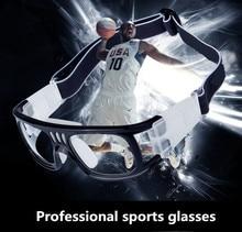 Sports eye safety protection glasses basketball soccer optical eyeglasses eye glasses spectacle frame eyewear can myopia все цены