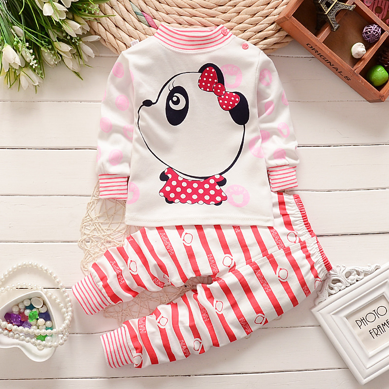 Child clothing set for boys a newborn Winter Children s T shirt sports suits for boys