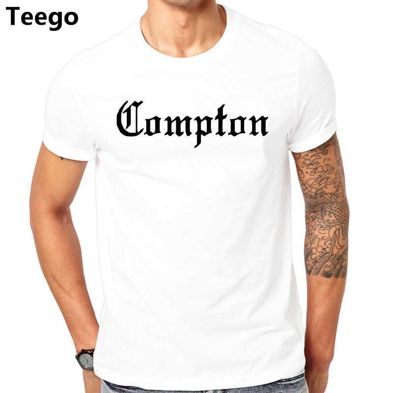 Straight Outta COMPTON N.W.A t shirt California Eazy E NWA Dr. Dre Hip Hop t df41fb26d7a