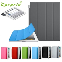 CARPRIE Cover Case for Apple iPad 2 3 4 Ultra Thin Magnetic Leather Smart Tablet Case Feb6 MotherLander